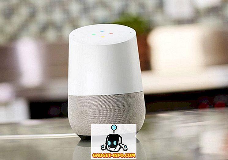 So löschen Sie Sprachaufnahmen aus Google Home