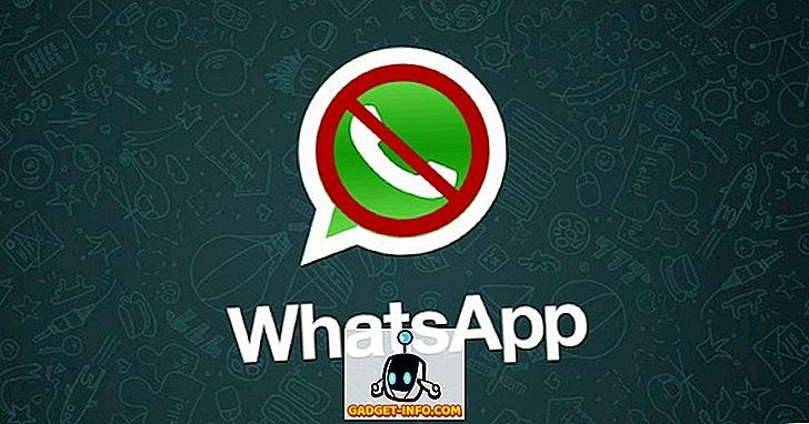 Wie Sie wissen, ob jemand Sie auf WhatsApp blockiert hat