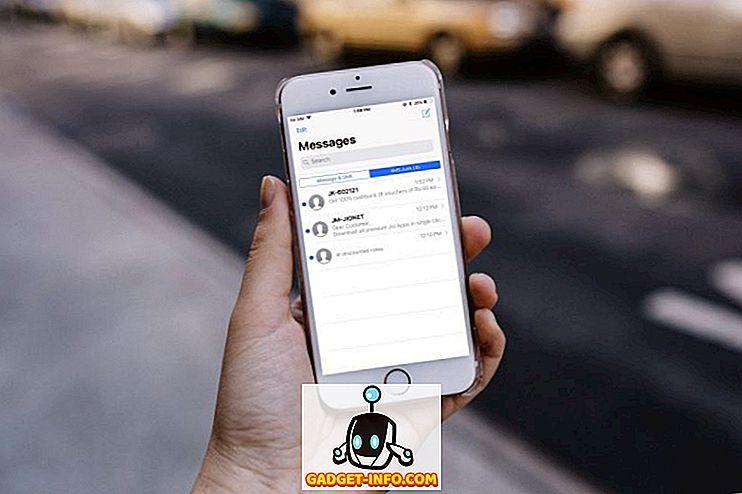 Jak zablokować niechciany spam SMS iOS 11