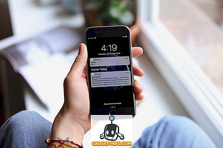 Kako onemogućiti obavijesti i prikaze zaključanog zaslona u sustavu iOS 11