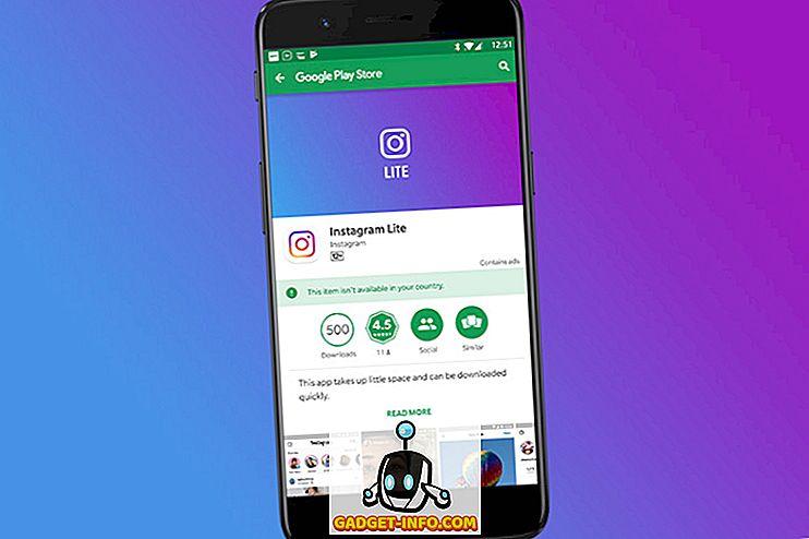 Как да инсталирате Instagram Lite във всяка страна