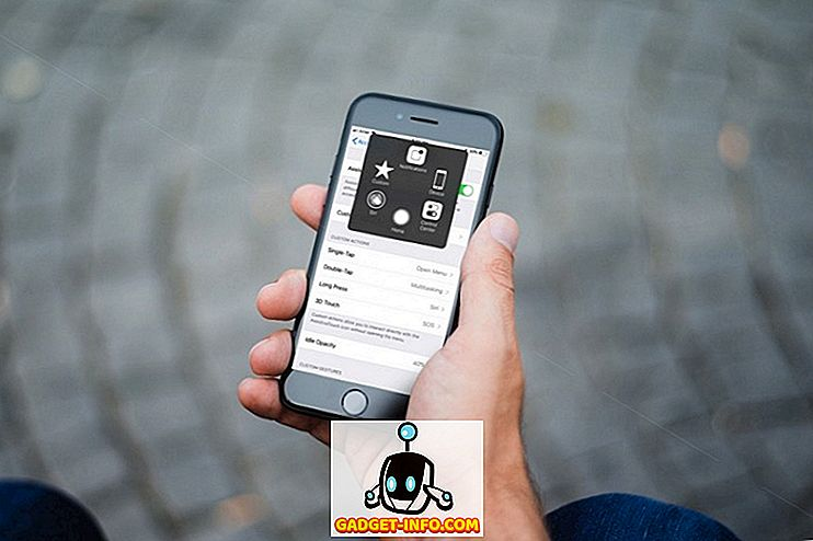 Kako dodati prilagođene pomoćne radnje dodirom u sustavu iOS 11.1