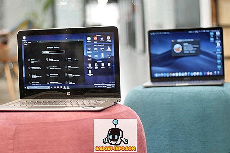 Как да получите MacOS Mojave Характеристики на Windows 10