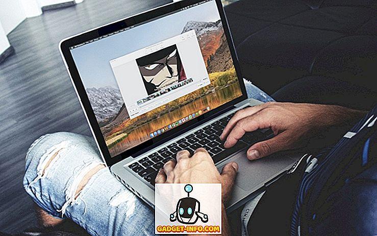 Kuidas luua GIF-i Mac'i lihtsusega