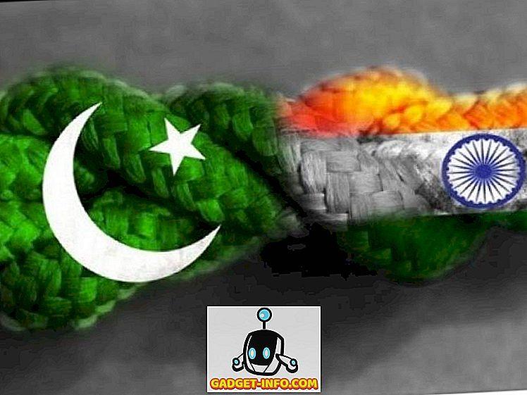الهند والعالم - حتى بعد مرور 30 عامًا ، لا تزال هذه الإحصائيات تثبت أن الهند تظل الدولة الأكثر حظا بالاكتفاء بالنسبة لباكستان