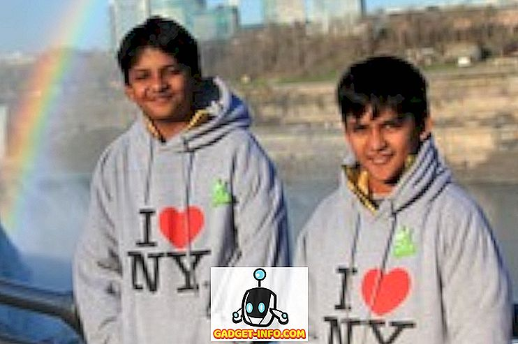 Exklusives Interview mit Indiens jüngsten CEOs Shravan (12) und Sanjay (10)