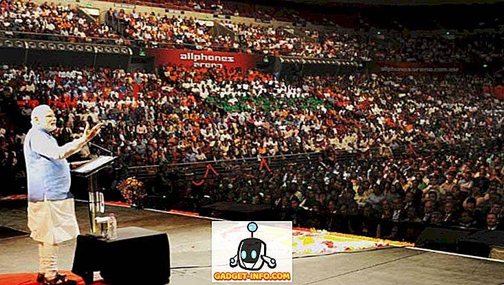 10 Zitate, die Narendra Modis Rede in Sydney zusammenfassen