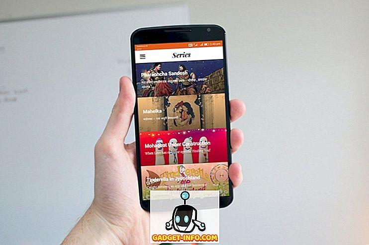 Storytel Woos المستهلك الهندي مع سلسلة الصوت الأصلي