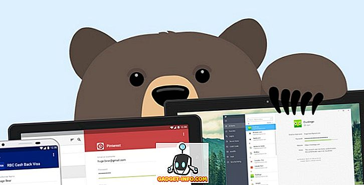 Populaire VPN-service TunnelBear lanceert zijn Password Manager-app