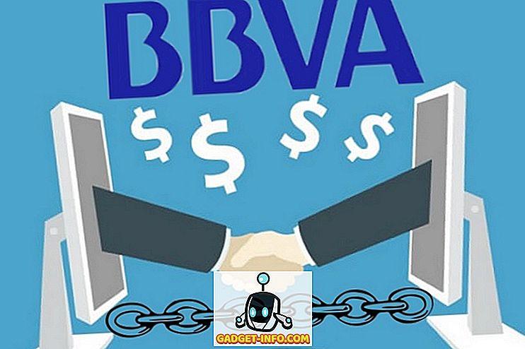 BBVA on maailma esimene pank, mis väljastab Blockchaini kasutades laenu