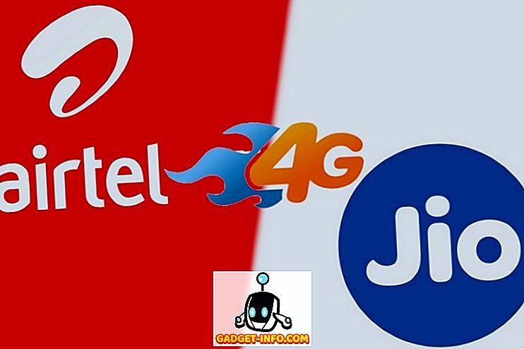 l'Internet - Airtel offre la vitesse 4G LTE la plus rapide en Inde et Jio dispose de la meilleure couverture réseau: OpenSignal