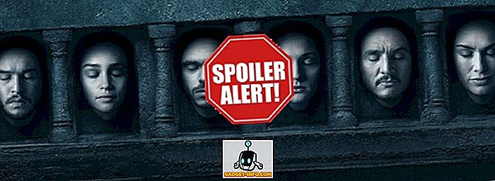 Come bloccare Spoiler di Game of Thrones su Internet