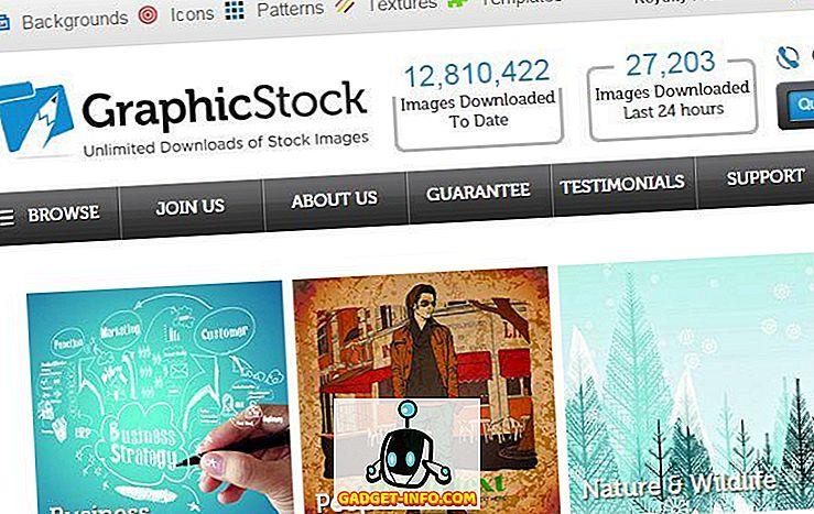 интернет - Graphicstock предлага неограничен достъп до стокови медии, доста достъпно