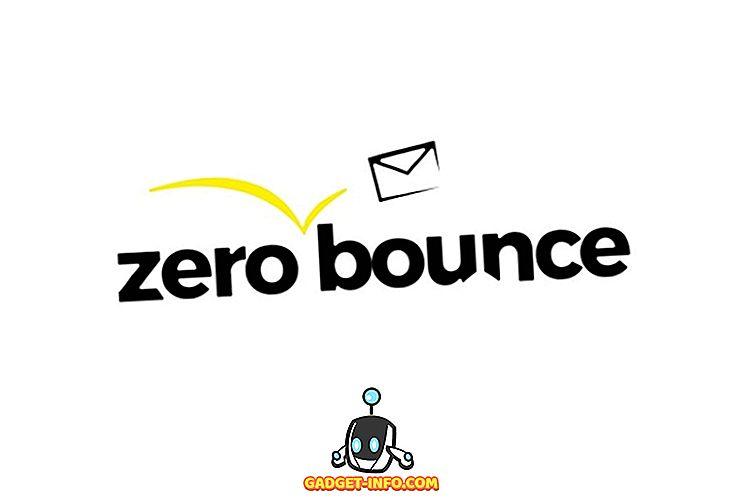 ZeroBounce: Serviciu de validare e-mail ușor și eficient