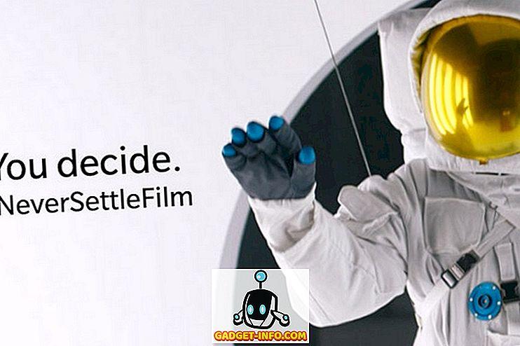 OnePlus는 OnePlus 6 마약 중독 비디오를 만드는 데 도움이되는 아이디어를 원합니다.