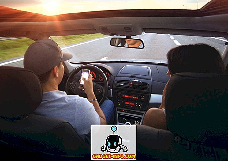 Wat is Textalyzer en hoe kan het voorkomen dat mensen sms'en tijdens het rijden