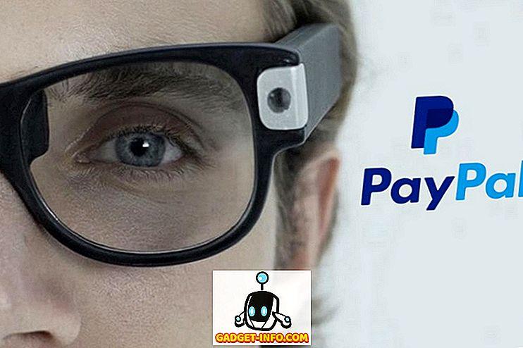 PayPal plánuje priniesť skúsenosti z nakupovania na širšie okuliare so skutočnou inteligenciou
