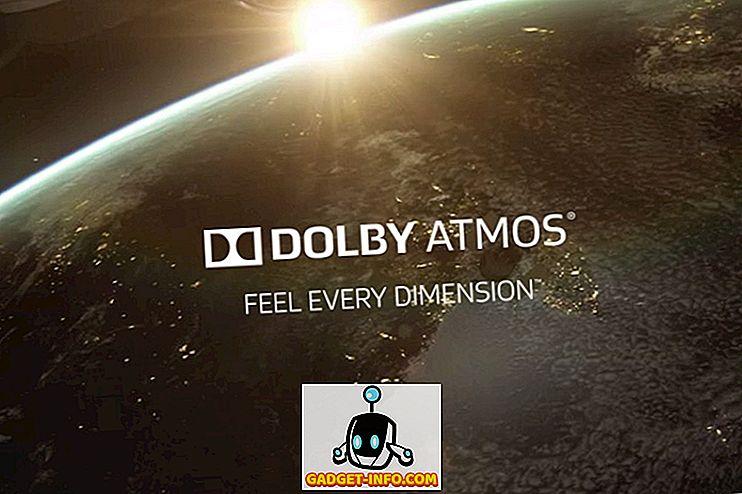 Wat is Dolby Atmos: alles wat u moet weten
