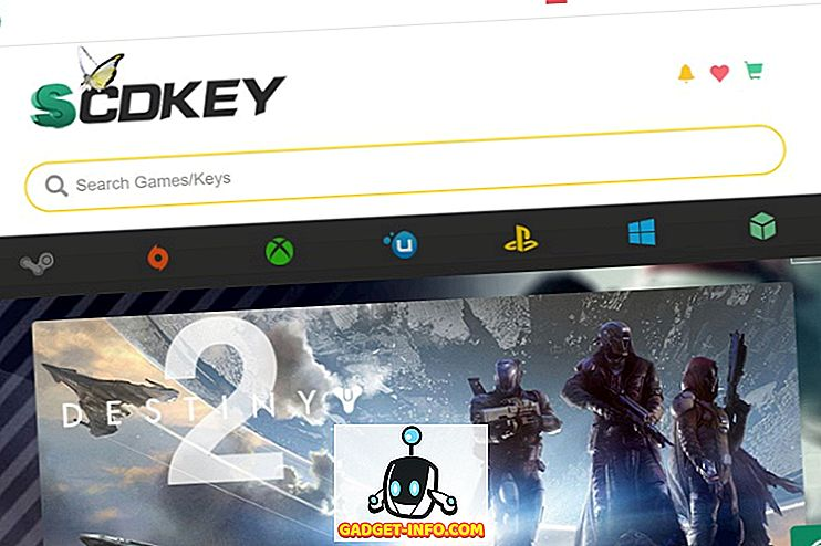 SCDKey: Ein günstiger Marktplatz für alle Ihre Spielanforderungen