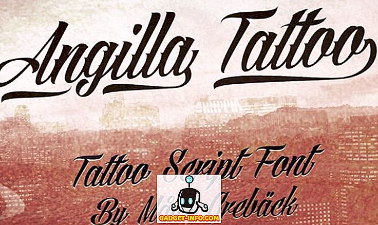 35 Best Free Tattoo Fontovi