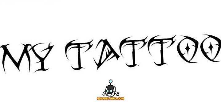 Besplatno web stranice za ljubitelje tetovaža