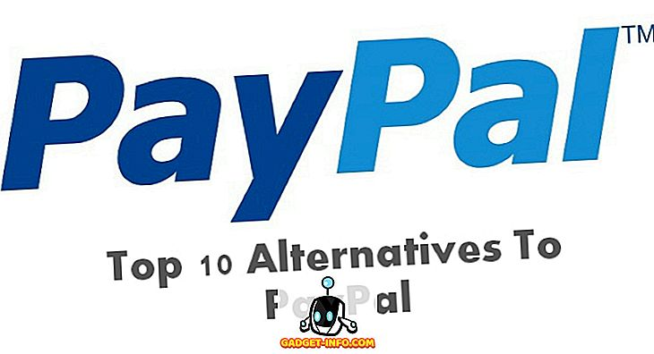 PayPal Alternative: Top 10 tjenester til at foretage online-betalinger