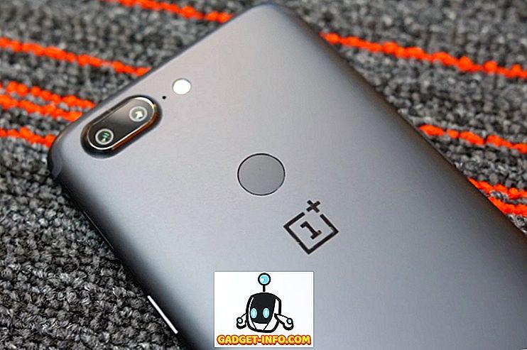 อินเทอร์เน็ต - กล้อง OnePlus 5T กำลังได้รับการอัปเดตใหม่