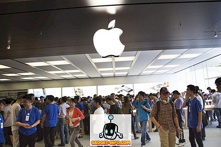 Undrar vad data Apple lagrar om dig?  Här är svaret