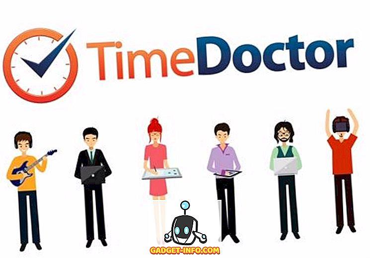 Time Doctor: Vereenvoudig het tracken van tijden zoals nooit tevoren