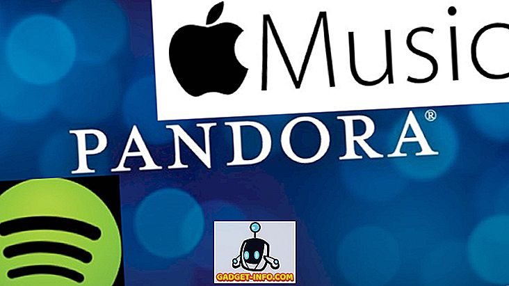 l'Internet - Apple Music Vs Spotify Premium Vs Pandora One: Quel est le meilleur?