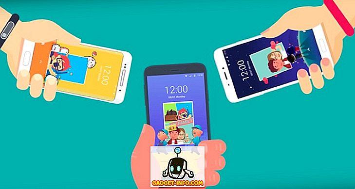 मोबाइल - Android के लिए 91 लॉकर: अपने लॉक स्क्रीन को निजीकृत करें