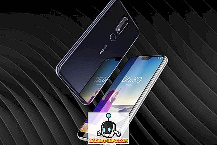 Nokia X6 mang đến một trong những tính năng tốt nhất của MIUI cho Stock Android