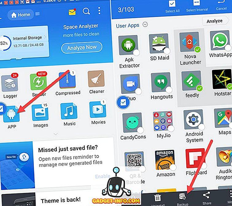 วิธีการแตกไฟล์ APK ของแอพ Android โดยไม่ต้องรูท