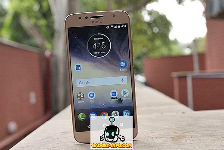 mobile: Moto G5S Plus Review: Suuri puhelin, jossa on muutamia ärsyttäviä Quirksia