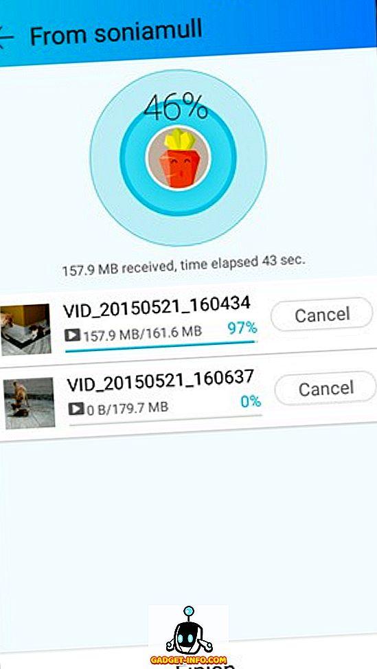 Pripojiť aplikáciu pre Android