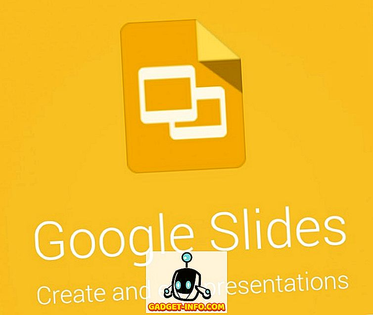 Google Slides Android App Review: Budding-Präsentationseditor