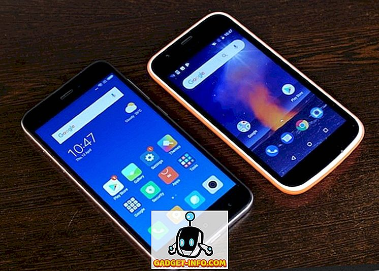 Nokia 1 vs Redmi 5A: Is Android Go Worth It?