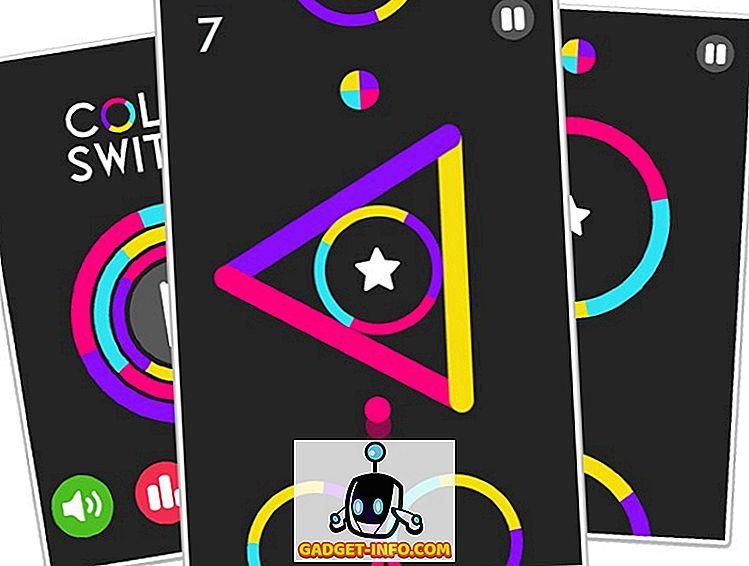 15 trò chơi thú vị như Color Switch bạn nên chơi