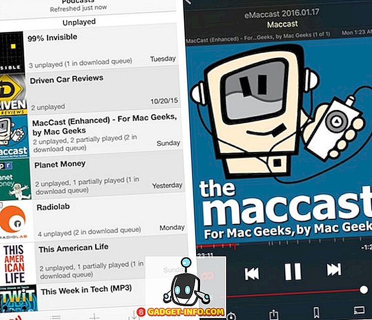 10 Bästa Podcast Apps för iPhone Du bör försöka
