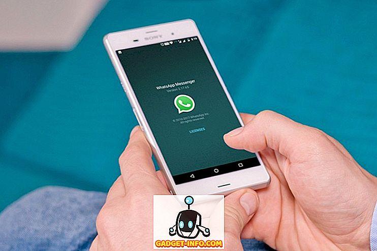 Jaunākās WhatsApp Beta nodrošina Chat Pinning funkciju