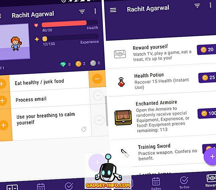 app di guadagno di peso android