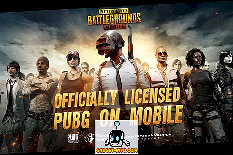 Hoe officiële PUBG Mobile English Beta op Android-apparaten te installeren