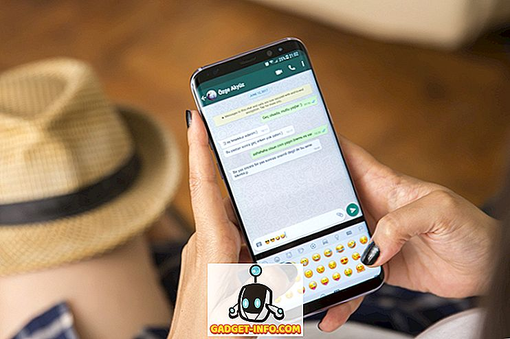 18 Cool WhatsApp Tricks du borde använda