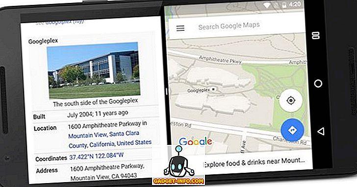Gleiche Apps im geteilten Bildschirm auf Android-Nougat ausführen (kein Root)