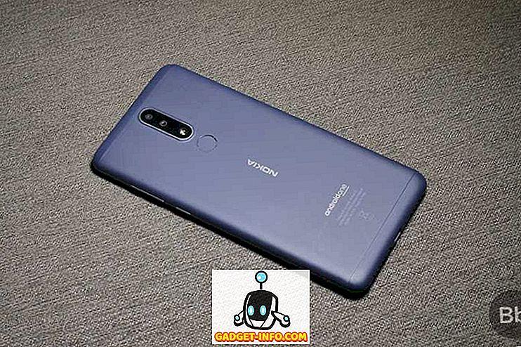 mobilní, pohybliví - Nokia 3.1 Plus První dojmy: Nokia je nový rozpočet Gem?