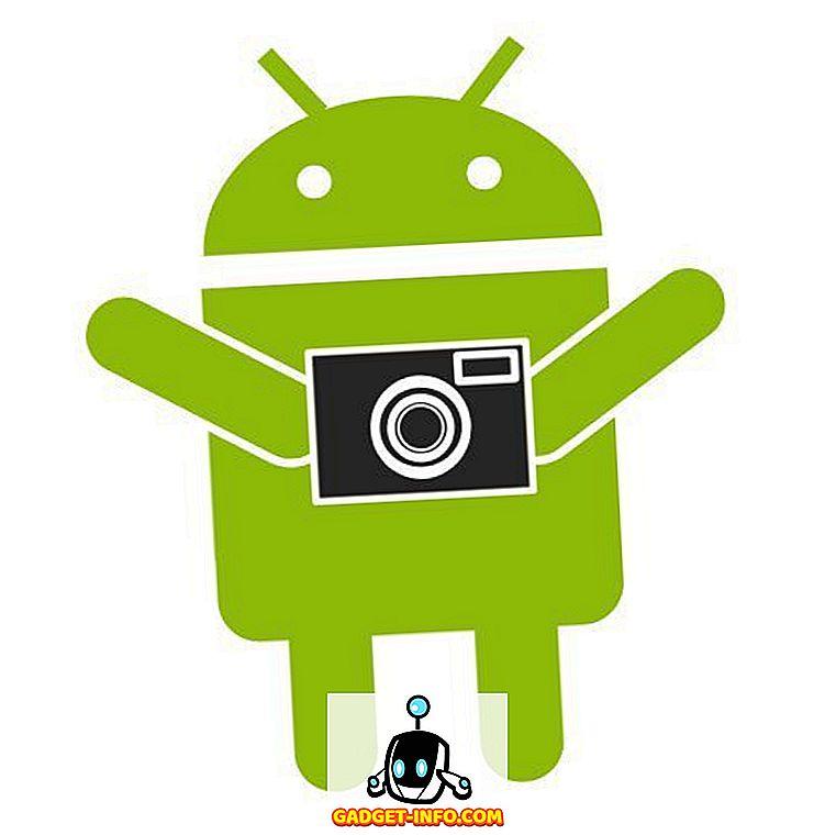 mobil - 5 cele mai bune aplicații pentru camere pentru Android (2013)