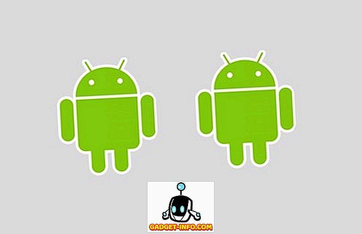 So suchen und entfernen Sie doppelte Kontakte in Android