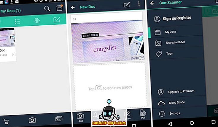 Beste Scanner Apps Für Android Zum Scannen Von Dokumenten