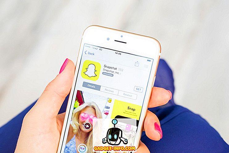 16 Cool Snapchat triky, ktoré by ste mali vedieť