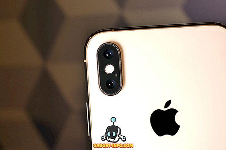 iPhone XSカメラレビュー:本当に印象的